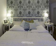 Greenville Schlafzimmer.  Wer will da nicht auch kuscheln.... Nice!