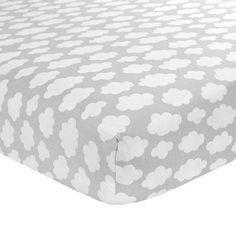 "http://www.babyboyeasteroutfits.com/category/crib-sheets/ Carter's Sateen Grey Cloud Crib Sheet - Carter's - Babies ""R"" Us"