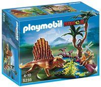 Playmobil Dinos 5235 Dimetrodon 300 P