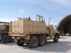 Lawrence Livermore Labs fashioned their a gun truck kits after those created by soldiers in Vietnam. With the help of Vietnam Vets, LLC saved lives in Iraq (2005)