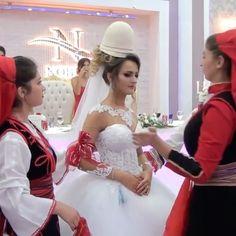 Albanian Wedding, Mermaid Wedding, Dream Wedding, Traditional, Wedding Dresses, Clothing, Instagram, Fashion, Bride Dresses