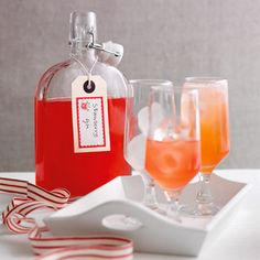 Strawberry gin. For the full recipe, click the picture or visit RedOnline.co.uk