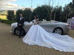 First Look At Minnie Dlamini & Quinton Jones' Fairytale Wedding Beach Wedding Inspiration, Wedding Photography Inspiration, Wedding Ideas, Bridal Party Robes, Bridal Dresses, Wedding Looks, Dream Wedding, 25th Wedding Anniversary Cakes, African Wedding Dress