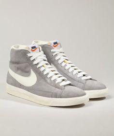 Nike Blazers Plataforma Baja De La Vendimia