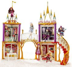 Ever After High Castle Playset