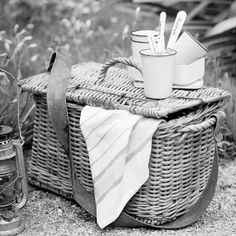 When I have kids of my own, we're going to go for lots of Summer afternoon picnics.