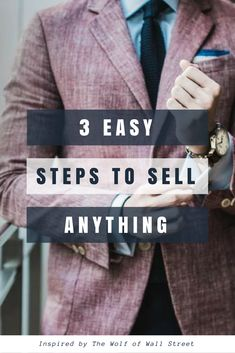 """3 easy tips to sell anything! Inspired by The Wolf of Wall Street and his legendary sentence """"Sell me this pen! Small Business Quotes, Small Business Accounting, Small Business Start Up, Small Business Marketing, Starting A Business, Business Tips, Small Business Organization, Wolf Of Wall Street, Inspired"""