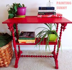 I Love You More Than Carrots: 5 Fabulous Thrifted {Furniture} Makeovers