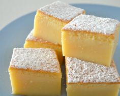 You only need 6 simple ingredients that are probably in your pantry to whip up this delicious Magic Custard Cake. Try the Chocolate version too!