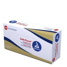 SafeTouch Nitrile Exam Gloves, Non Latex, Powder Free, Medium, Box/100 - http://www.rekomande.com/safetouch-nitrile-exam-gloves-non-latex-powder-free-medium-box100/