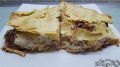 Lasagne marhahússal Spanakopita, Ethnic Recipes, Food, Lasagna, Essen, Meals, Yemek, Eten