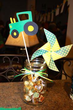 John Deere party decorations