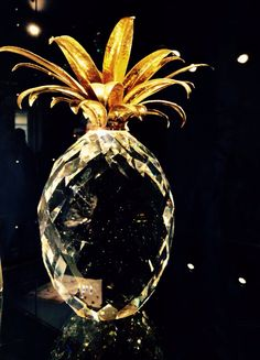 Swarovski Ananas crystal sparkle