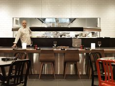 Chef's Table. Neoz Ice Square 100 at Adelphi Grill Restaurant's, Parmelia Hilton, Perth