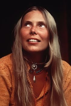 "satya-:   ""I have an aversion to being mislabeled. Here's a label I'd accept: I'm an 'individual.' I'm someone who can't follow, and doesn't want to lead."" - Joni Mitchell   ☾"