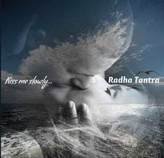 Kiss between Sky and Earth.... Tantra massage Moscow, Radha Tantra http://www.darlingsite.info