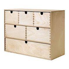Bokser, esker og kurver til oppbevaring - IKEA