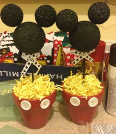 Mickey Mouse Center Pieces