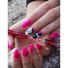 #nail #nails #nailart #naillove #nailswag #instanail #instalike #instanailart #instanailpolish #fashion #fashionista #fashionnails #springnails #spring #pink #pinklove #pinknails #pinklovers #minnie #minniemouse #minnienails #lovenails #swarovski #swarovskicrystals #kurmaiagicanails #kurmaiagica @nailure_magazine @nailpromagazine @nails2inspire @nail_art_club_ @nail @nails_of_instagram @nailover_international @esnail_la @nails_of_insta @pattern @nails_of_insta