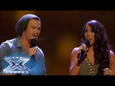 """▶ I am in love with this song & performance! Alex & Sierra Share The """"Love"""" - THE X FACTOR"""