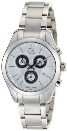 86f2462a01d Calvin Klein Chronograph CK Strive Ladies Watch K0K28120 -- You can get  more details by clicking on the image.