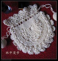 Souvenirs a crochet-bolsitas tejidas | Solountip.com