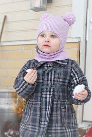 Lempipäiväni -tänään.: Köyhän miehen Gugguu-pipo Drops Baby, Baby Barn, Baby Knitting Patterns, Winter Hats, Crochet Hats, Diy, Fashion, Knitting Hats, Moda