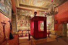 La Chambre de Nicolas Fouquet ©Yann Piriou