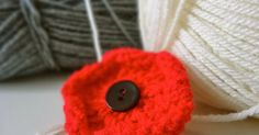 Today I thought I would provide you all with a free knitting pattern to make these adorable little poppies. I learnt this pattern from my ...