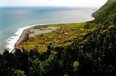 Fajã dos Cubres - Ilha de São Jorge - Açores - PORTUGAL