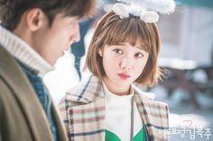 [역도요정 김복주] 현장포토 Weightlifting fairy Kim Bok Joo