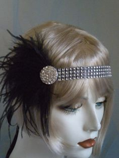 Hey, I found this really awesome Etsy listing at http://www.etsy.com/listing/128466438/1920s-headpiece-flapper-headband-gatsby
