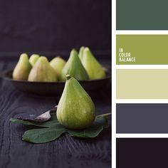 Color Palette No. 1806