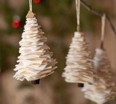 フェルト初心者さんでも簡単!重ねるだけのクリスマスツリー小物が可愛い♪ | CRASIA(クラシア)