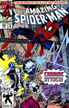The Amazing Spider-Man #359 - February 1992