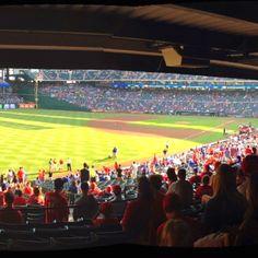 Favorite ballpark!