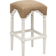 if only i had seen this last year . . . i would have saved every penny for this bar stool. a perfect mix of textures and style.