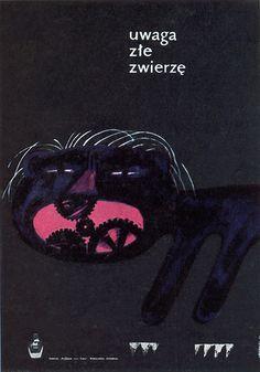1961 Maciej Urbaniec - Uwaga zle zwierzete