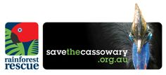 Rainforest Rescue has initiated the Save the Cassowary campaign in collaboration with the Zoo Aquarium Association and partner zoos, QLD Department of Environment Heritage & Protection, local councils, Girringun Aboriginal Corporation and business partners to highlight the plight of the endangered 'Rainforest Gardener', the Southern Cassowary.
