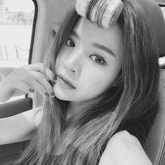 Cha HyunOk - Selca