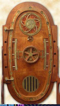 Enter The Nautilus...Christopher Schaie