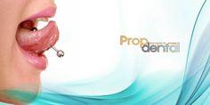 Problemas del piercing en la lengua #dental