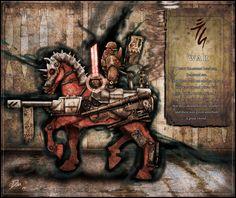 Four Horsemen: War by hexxxer on DeviantArt Great Sword, Horsemen Of The Apocalypse, Beast, War, Deviantart, Movie Posters, Painting, Film Poster, Painting Art