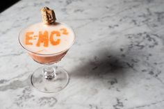 'The Breakfast Club' Inspired Pistola LA's Next Cocktail Menu. Here's the one inspired by the Brain which even comes with a garnish of PB&J with the crusts cut off.