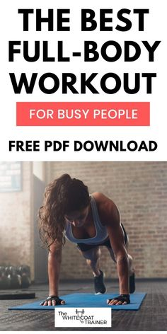 Triumphant 30 minute workouts fat burning 1 of 500 At Home Workouts For Women, Easy At Home Workouts, Workout Plan For Women, Fit Board Workouts, Daily Workouts, Training Workouts, Best Full Body Workout, Full Body Training, Strength Training