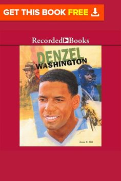 From the Chelsea House Black Americans of Achievement series, this biography focuses on one of today's most talented and popular screen stars. Best Audiobooks, Denzel Washington, Recorded Books, Black House, Audio Books, This Book, Touch Tablet, Ipod Touch