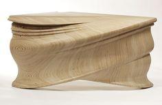CNC Furniture Design by Jeroen Verhoeven « Adafruit Industries . Cnc Furniture, French Furniture, Furniture Design, Furniture Movers, Luxury Furniture, Computer Aided Manufacturing, Crate Desk, Colani, 3d Cnc