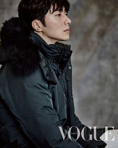 Jung Il Woo For Vogue Korea's September 2015 Issue | Couch Kimchi