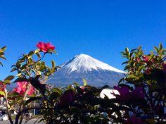 Mt.Fuji What's a beautiful mountain!?! ♡♡♡