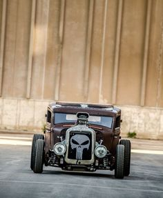 "choppervirus: ""rat rod """